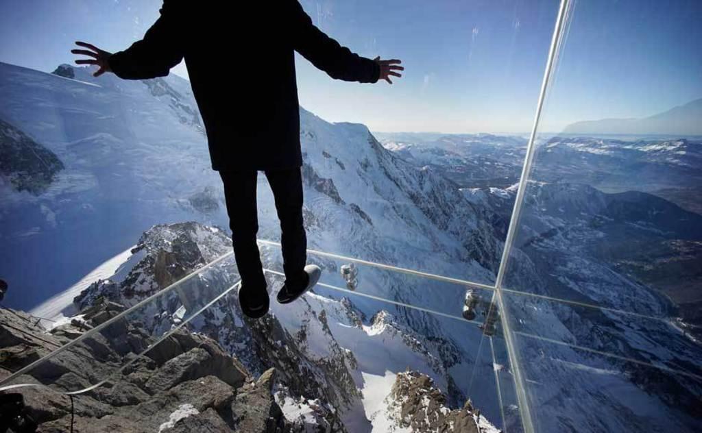 Акрофобия - боязнь высоты причины
