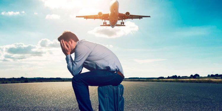 Аэрофобия - боязнь летать на самолете причины