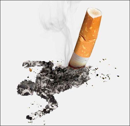 Организм после бросания курить